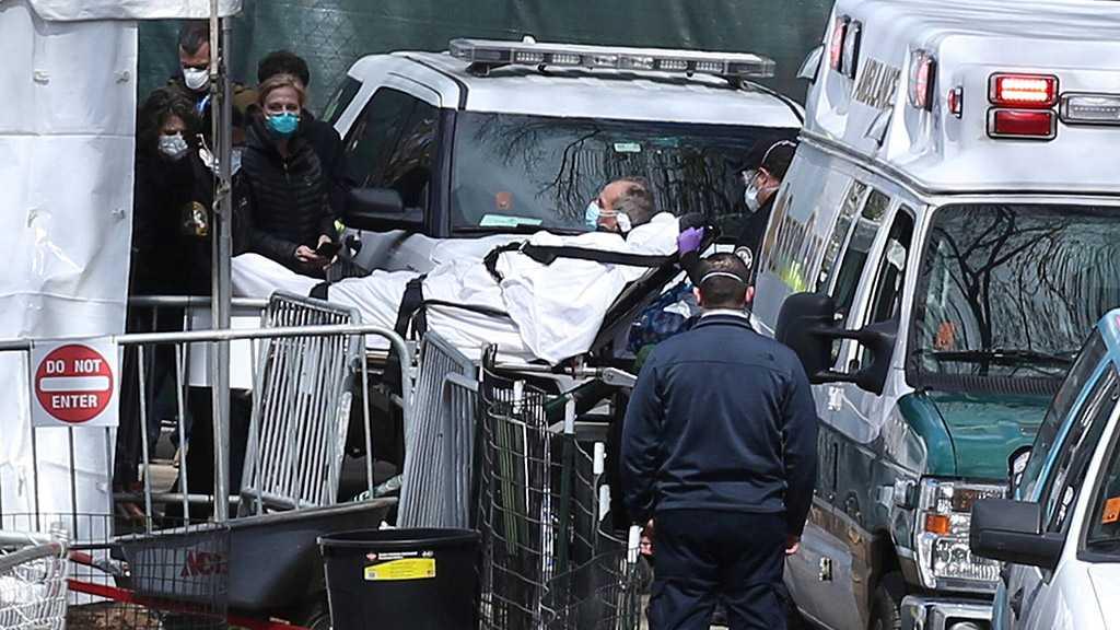 Worldwide Covid-19 Death Toll Soars Past 170,000