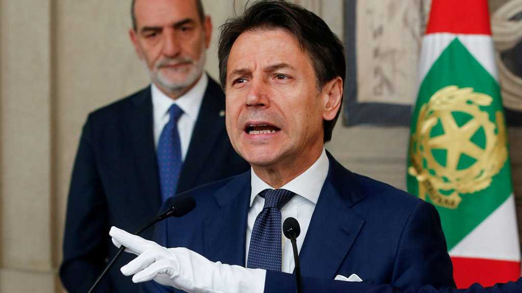 Italian PM Conte to Unveil Country's Reopening Plan