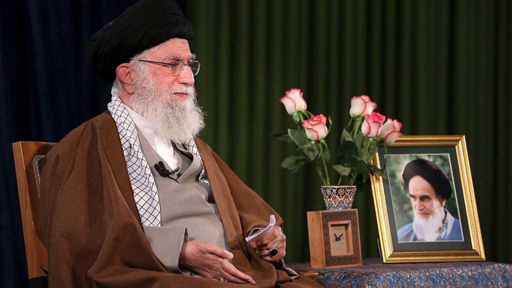 Imam Khamenei Praises IRGC's Efforts on 41st Foundation Anniversary