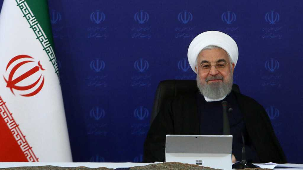 Rouhani Praises Response of Iran's Medical Workers to COVID-19 Pandemic