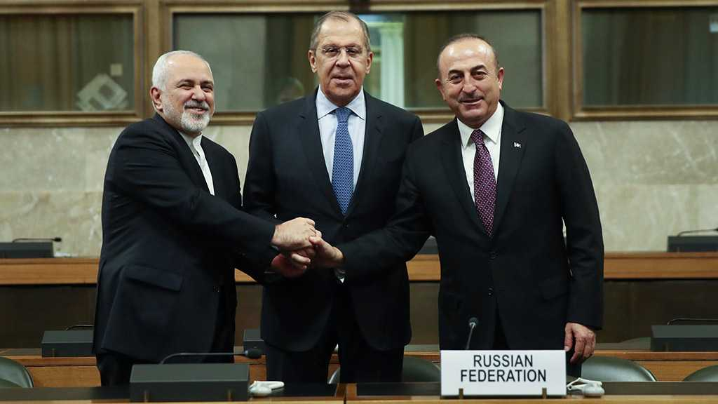 Syria Peace Discussed by Foreign Minister of Iran, Russia and Turkey