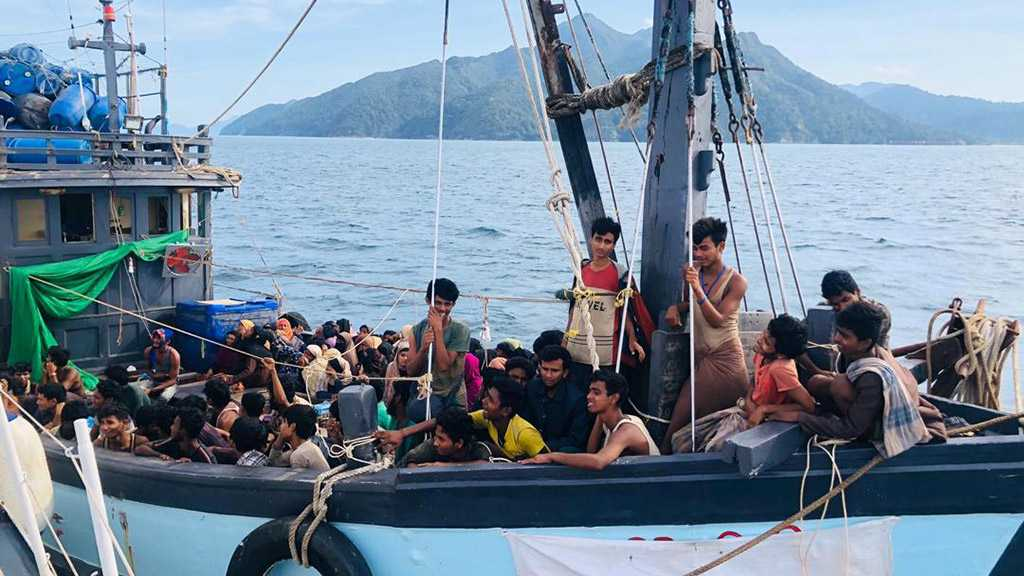 Rohingya Refugees on Boats in 'Grave Immediate Risk' - UN