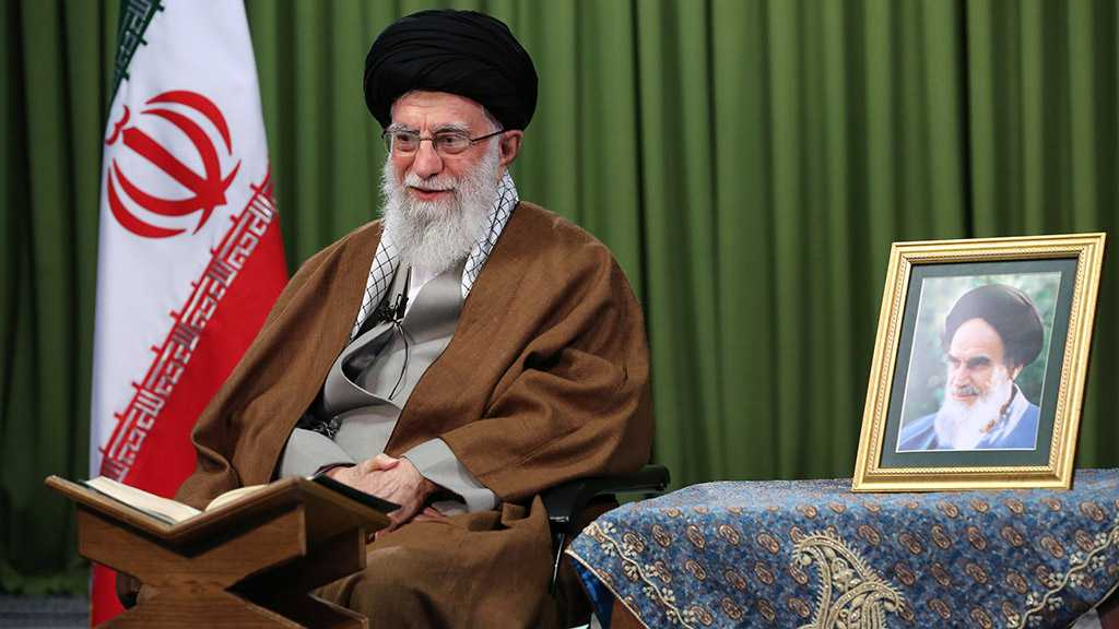 Imam Khamenei Urges Iranians to Stand Strong against US Bullies