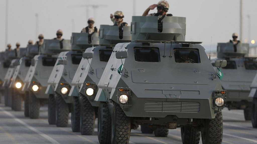 Global Military Spending Saw Largest Increase in Decade in 2019 with Saudi Arabia among Top 5