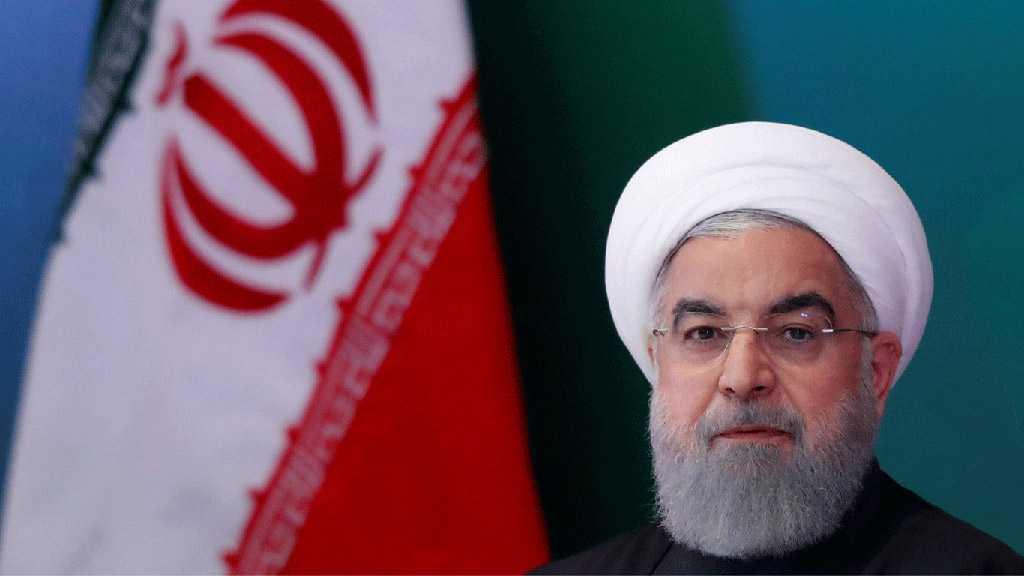 Rouhani: US Violating International Health Regulations Regardless of COVID-19 Outbreak