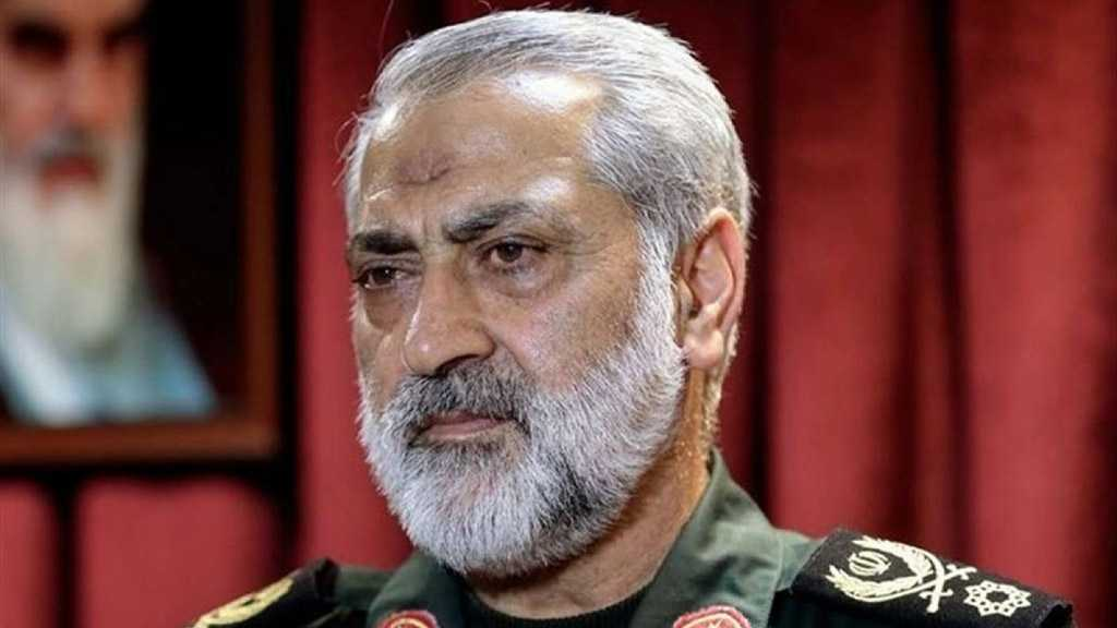 Iranian General Warns US of Hard Slap in Face