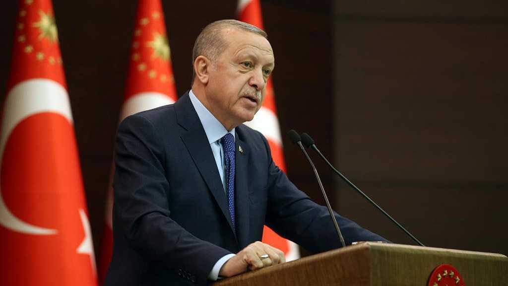 Erdogan Urges 'Better US Understanding of Importance of Relations'