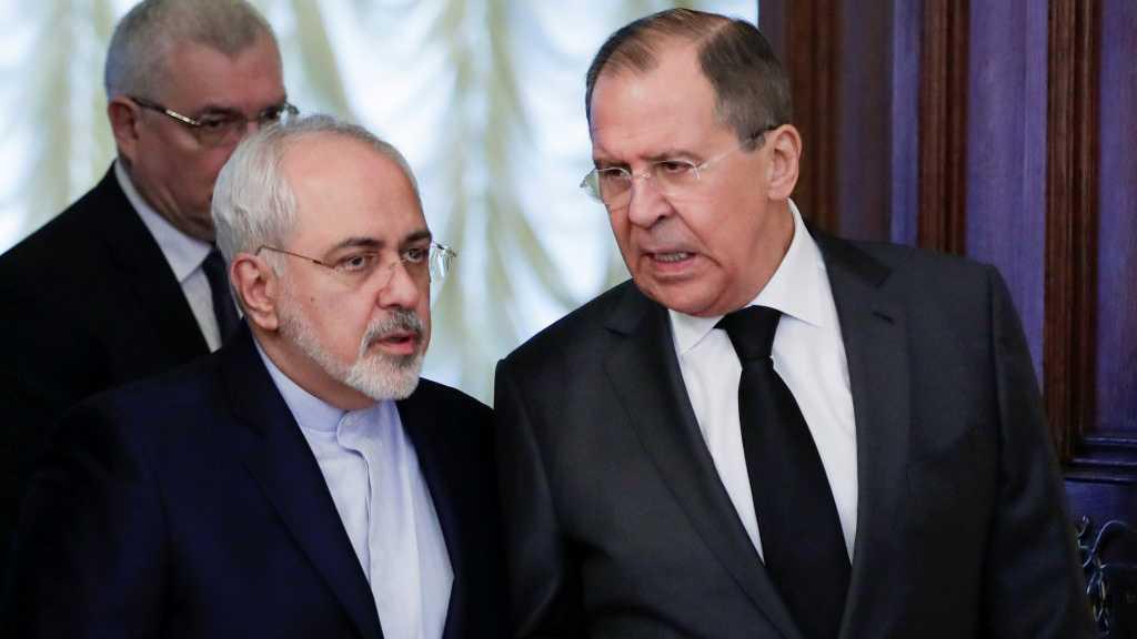 Zarif, Lavrov Dismiss Pompeo's Anti-Iran UN Bid
