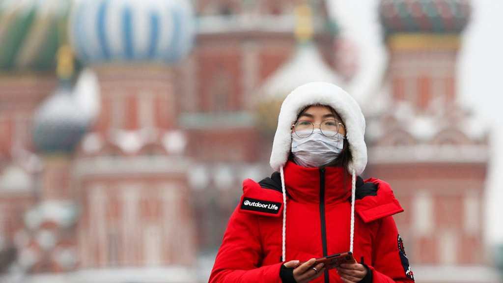 Russia's Coronavirus Cases Top 100k amid Record Daily Rise