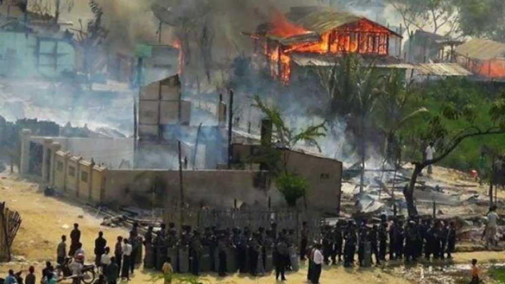 Burmese Army Commits New War Crimes against Rohingya Muslims