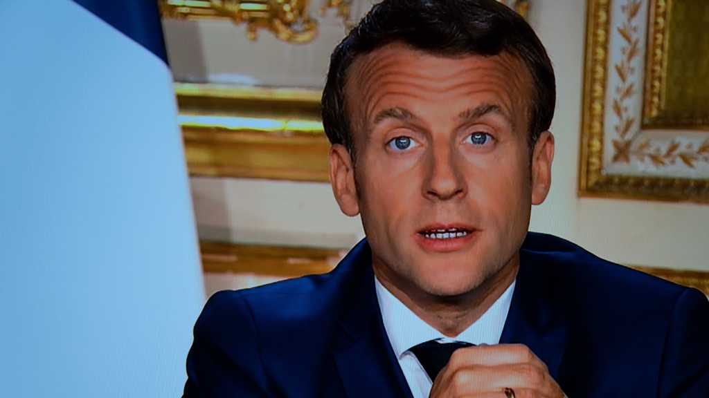 Macron Tells French People Life Won't Be Normal after May 11