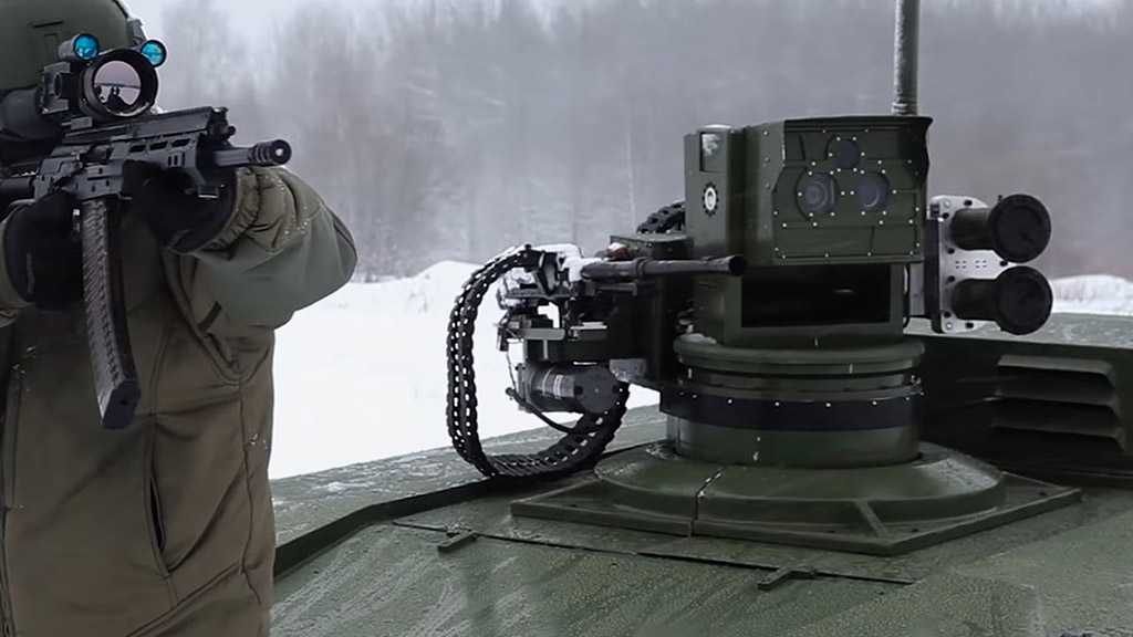 Russia to Replace Human Soldiers with Robots in Combat