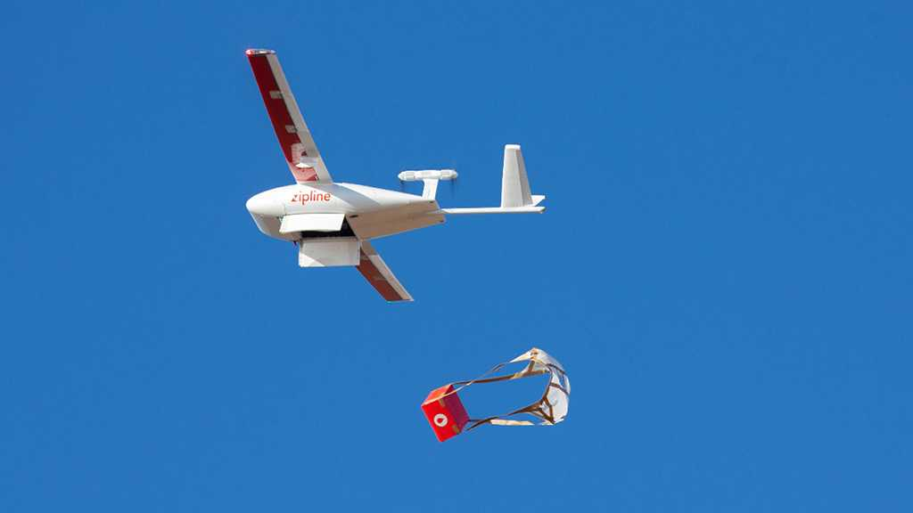 Drones to Deliver COVID-19 Tests, Medical Supplies to Remote UK Regions