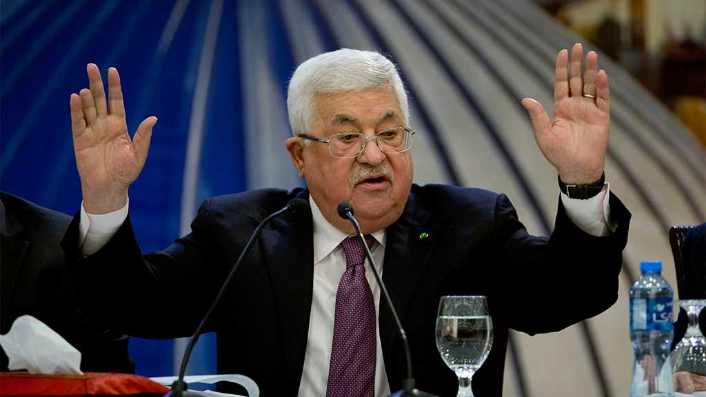 Palestine to Cancel All 'Israel', US Deals If Annexation Plot Continues