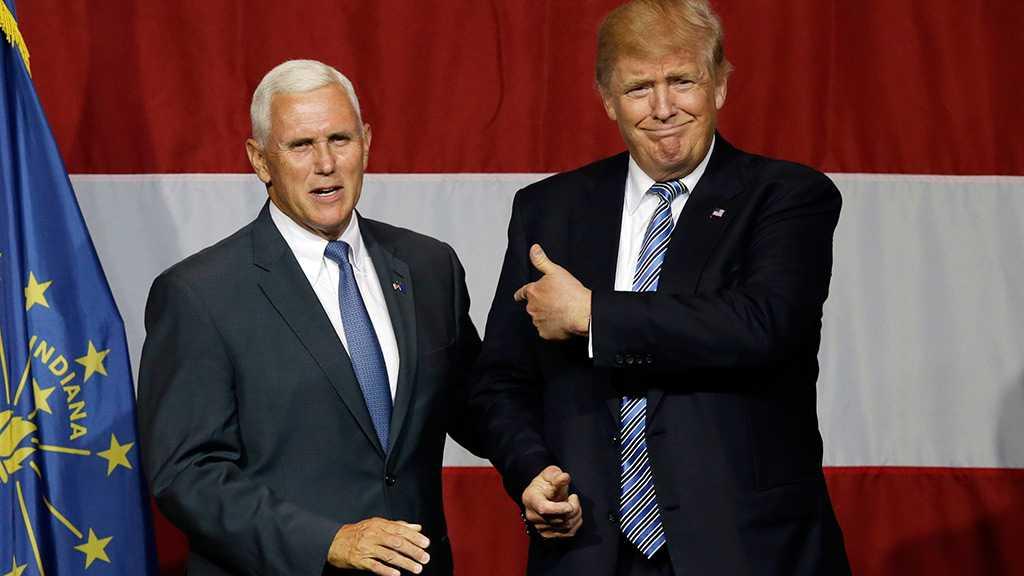 Trump, Pence Reportedly Form Close Bond amid Coronavirus Pandemic