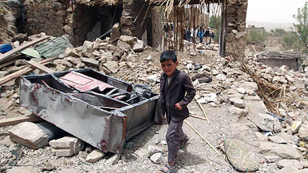 Child, Three Adults Martyred by Saudi Strikes in Yemen's Hajjah