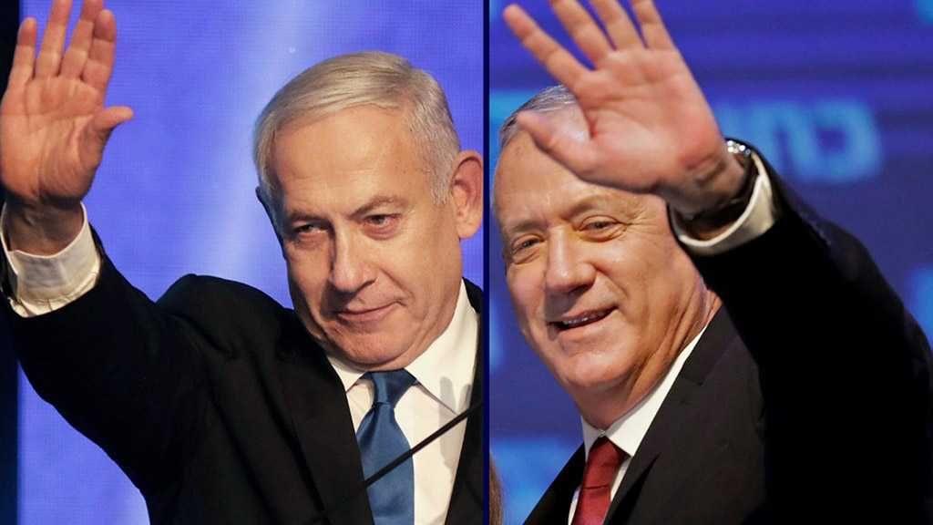 Rivlin Presents Netanyahu with Mandate to Form Next Gov't