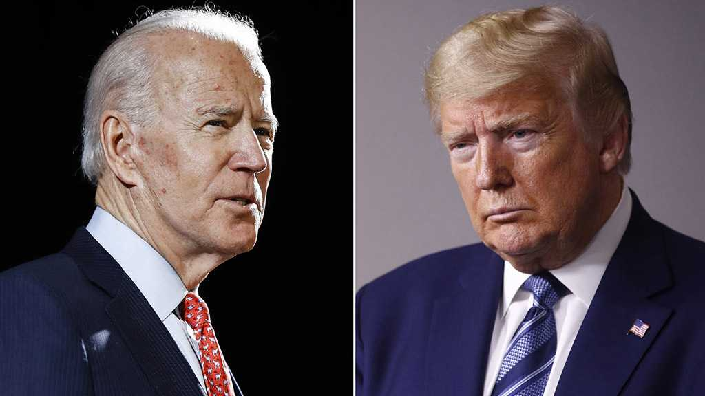 Trump Knocks Biden for Campaigning From Basement amid Virus