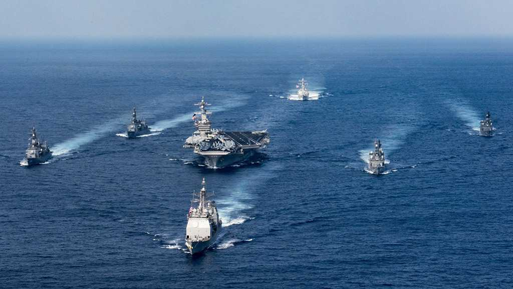 Beijing Intensifies Military Presence in South China Sea
