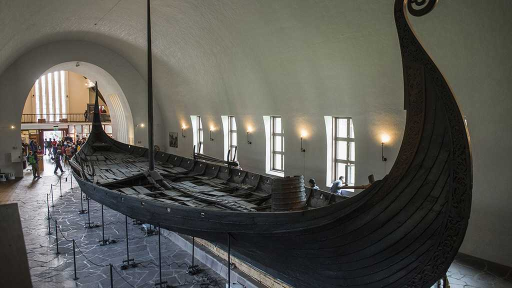 Norway to Dig Up Its First Viking Ship in 100 Years