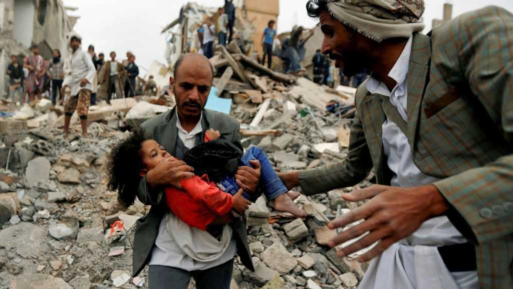 It Is the Curse of Yemeni Children: Al Saud's Economy Dries up