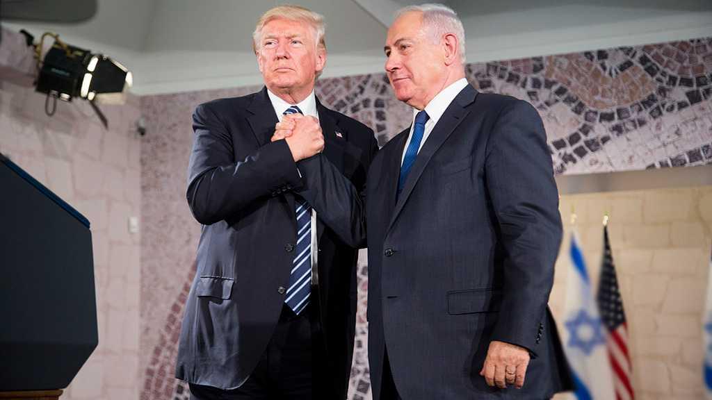US-'Israeli' Alliance Built on 'Destruction, Bloodshed' - Tehran