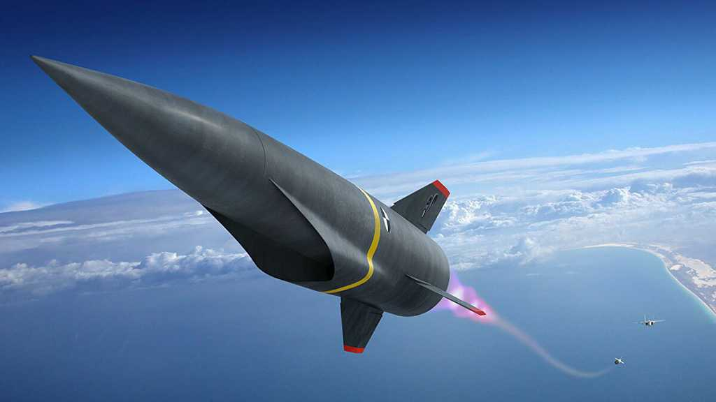 Pentagon Confirms Developing a Range of Hypersonic Weapons