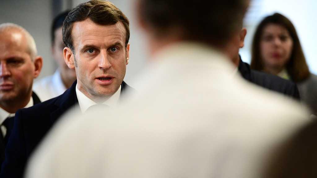 Underequipped French Nurses Roast Macron at Paris Hospital