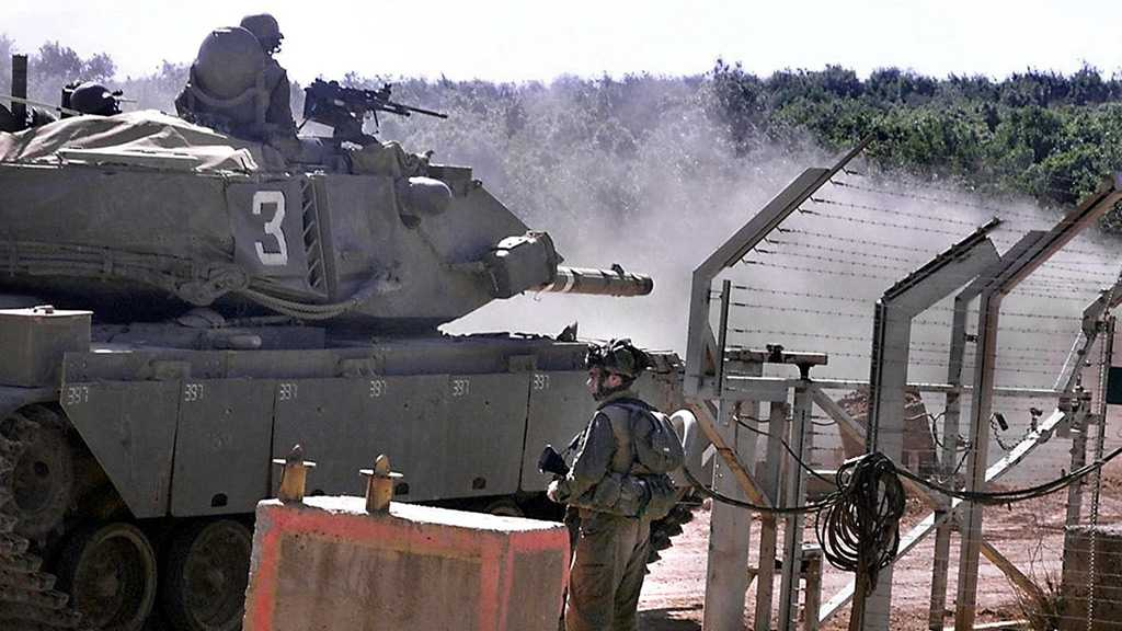 "20 Years After Its Lebanon Pullout, ""Israel"" Still Fear A Ground Invasion by Hezbollah"