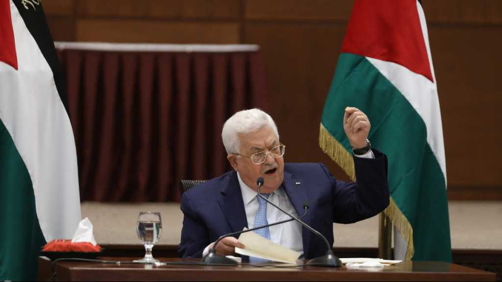 Palestinian Authority Quits All Agreements with 'Israel', US
