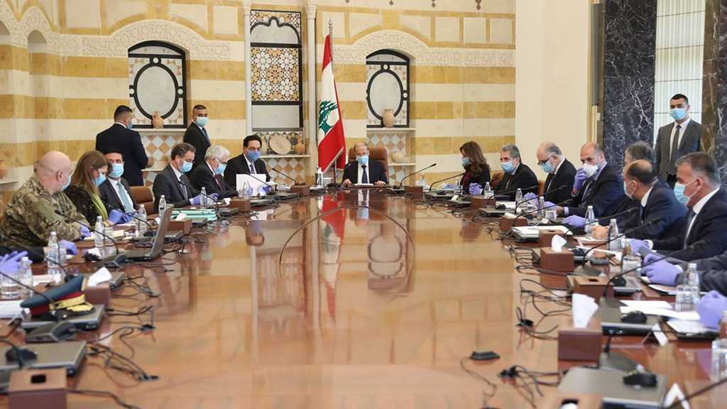Lebanon's Higher Defense Council Recommends Two-Week Extension of Lockdown