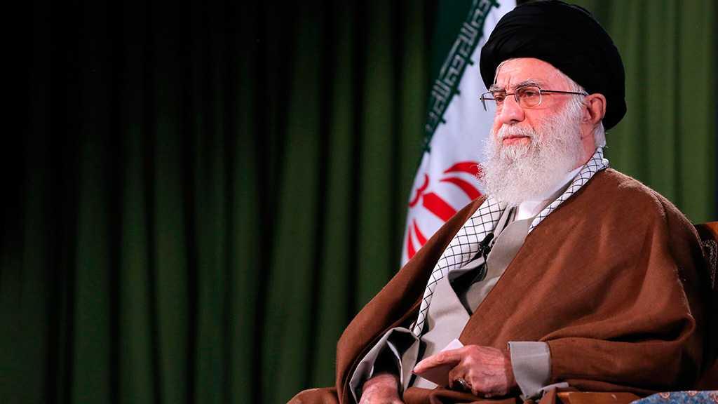 Imam Khamenei Slams UAE's Betrayal of Palestine after Flight Lands in Ben-Gurion Airport