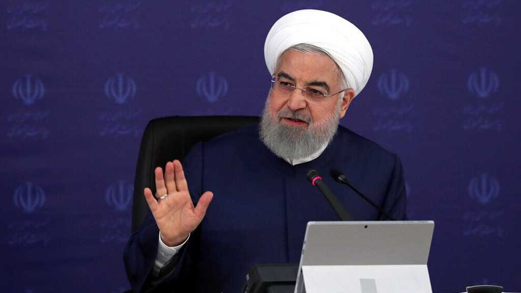 Rouhani on the Eve of Quds Day: Al-Quds Will Neither be Forgotten, nor Will Remain Occupied
