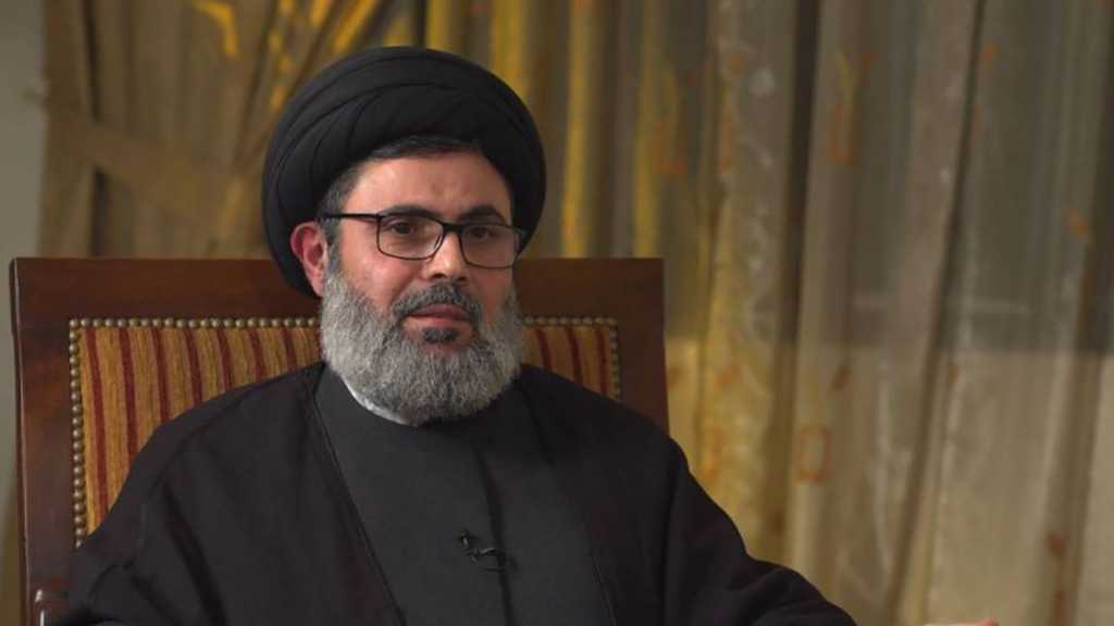 """Sayyed Safieddine: The Resistance Is Assured & Well Aware of Its Approach, Ready to Confront """"Israeli"""" Folly"""