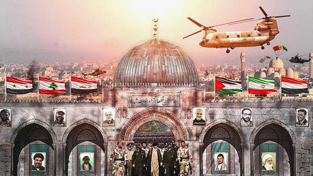 Statement of Leaders of Resistance Axis on Al-Quds Int'l Day