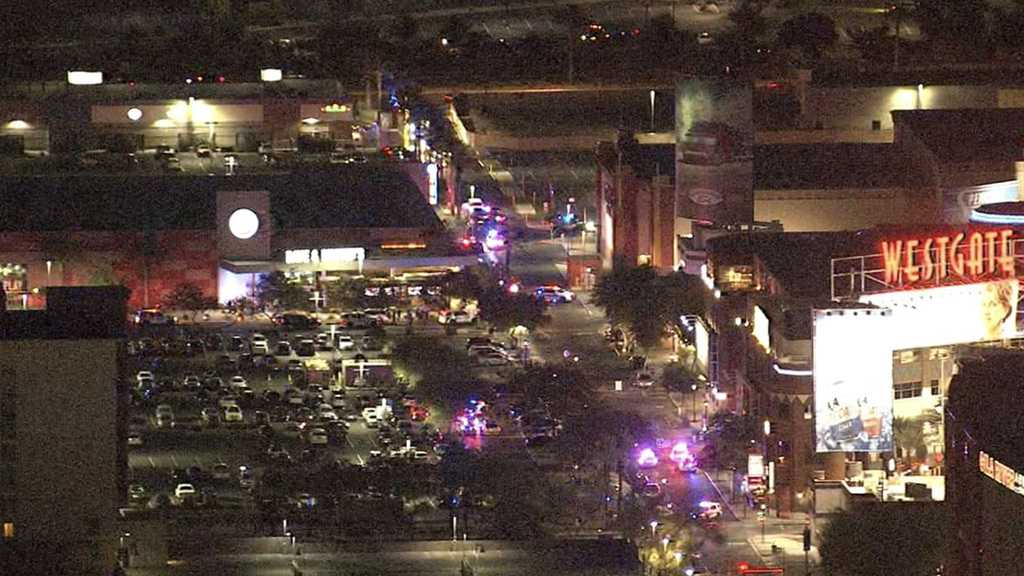 At Least 3 Injured After Gunman Goes On Rampage At Arizona Mall