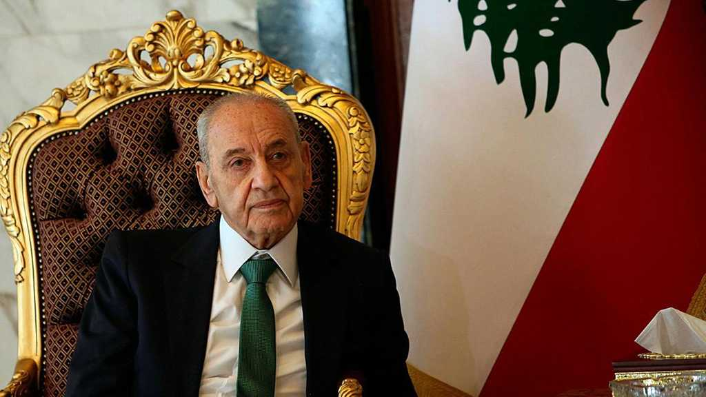 Berri: Resistance is Palestinians' Right, Lebanese Gov't must Start Action
