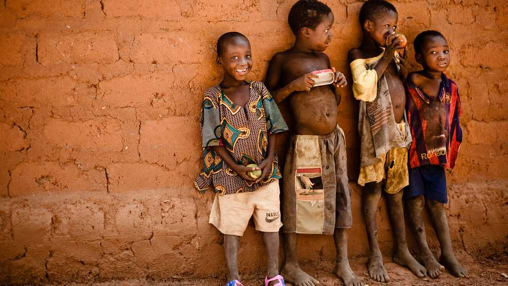 350,000 Children Unschooled In Burkina Faso