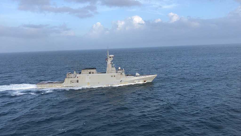 Third Iranian Tanker 'Petunia' Enters Venezuela's Territorial Waters