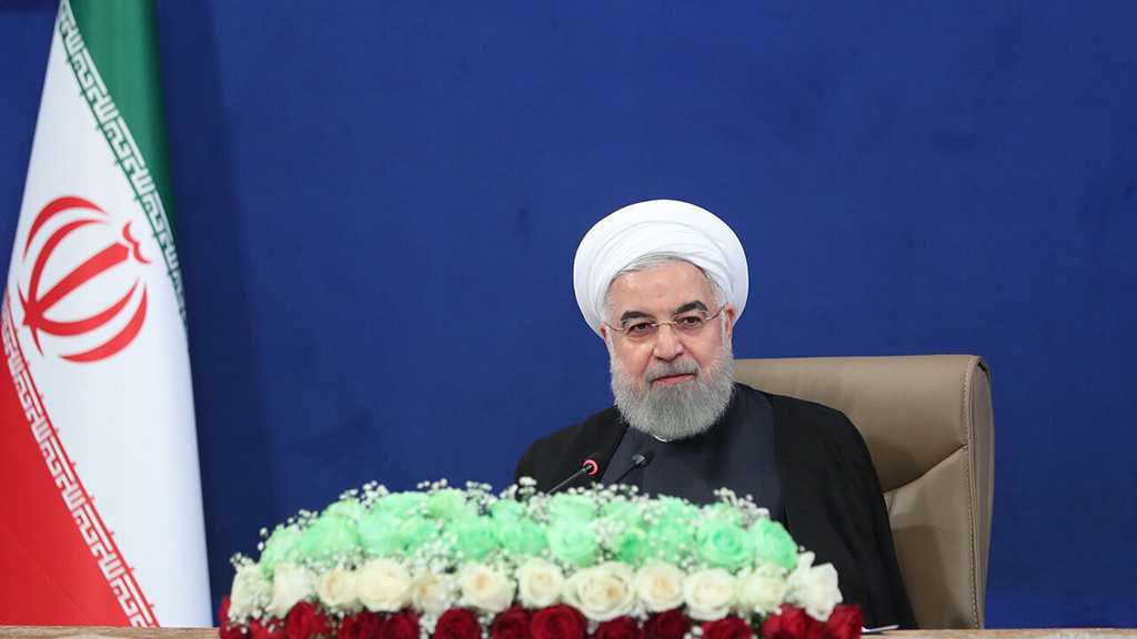 Iran's Trade with Other Countries None of US Business - Rouhani