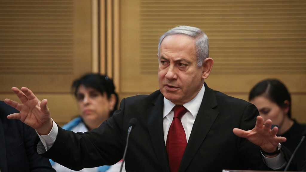 Netanyahu Conditions Palestinian 'Consent' To 'Israeli' Control for Receiving 'Israeli' 'Citizenship'