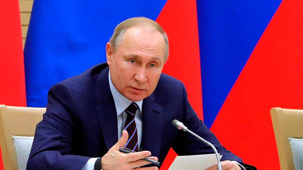 Putin Appoints Third Special Envoy to Syria