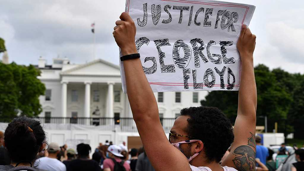 White House under Lockdown as 'Justice for Floyd' Protests Engulf Washington, DC