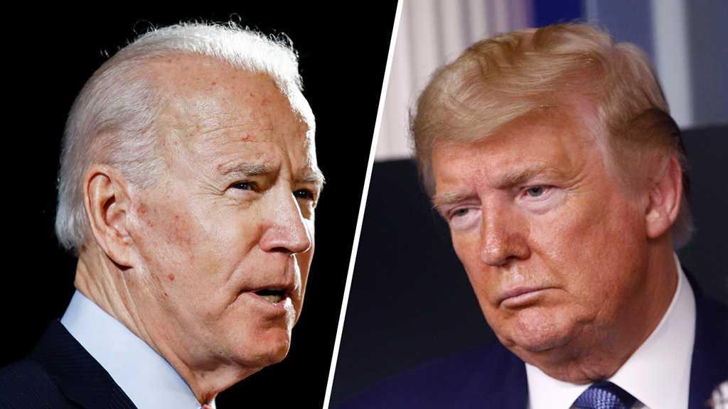 Biden Speaks Of Racial 'Open Wound,' Contrasting With Trump