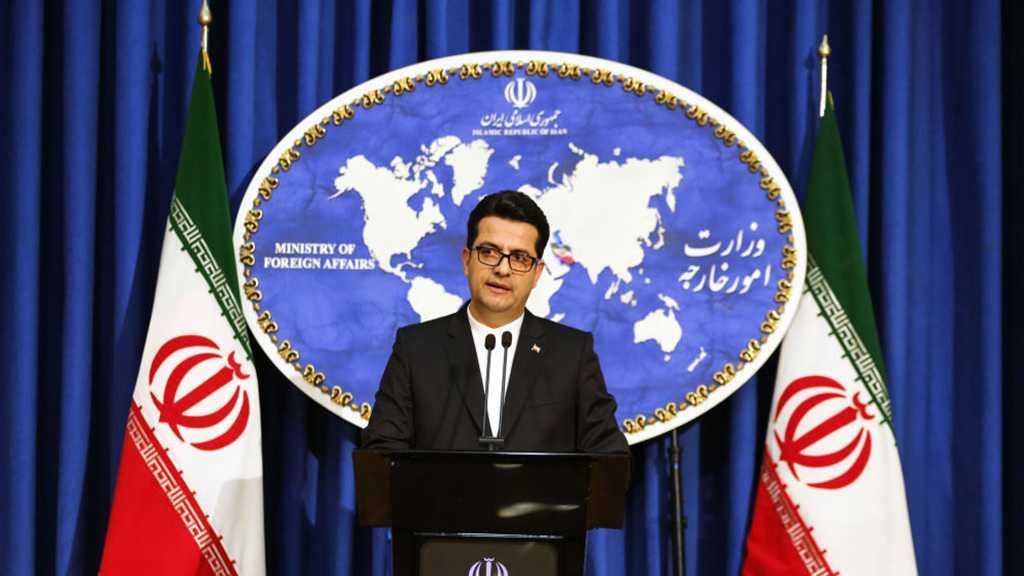 Iran's Mousavi Says US Blame Game Won't Fool the World