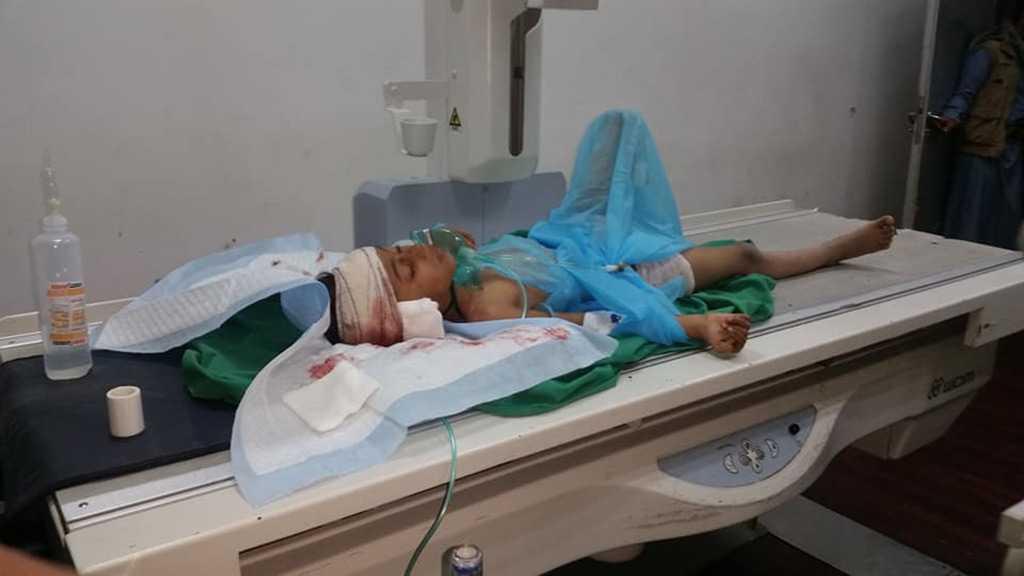 Saudi Aggression Massacre in Hodeida: 4 Martyred, 18 Injured North of Yemen