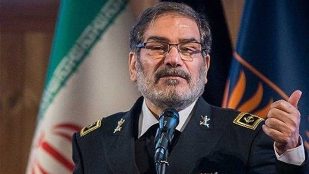 Symptoms of US Decline Being More Evident: Iran's Shamkhani