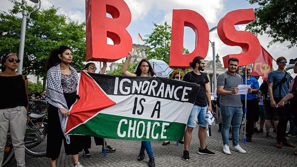 "BDS Founder: ""Zionist Regime"" Downfall is Movement's Endgame"