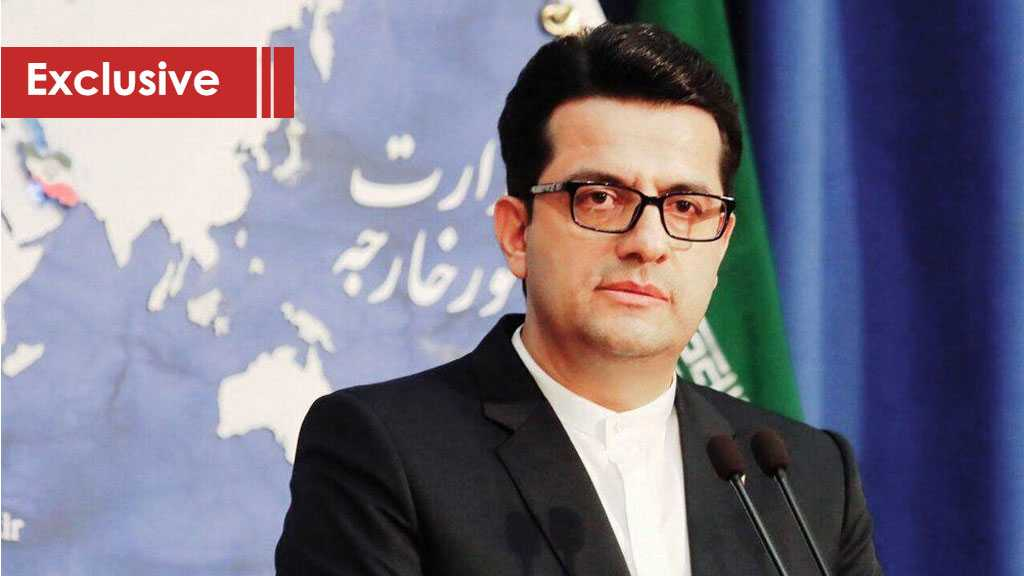 Iranian Foreign Ministry Spokesman to Al-Ahed: Imam Khomeini Made Us Independent