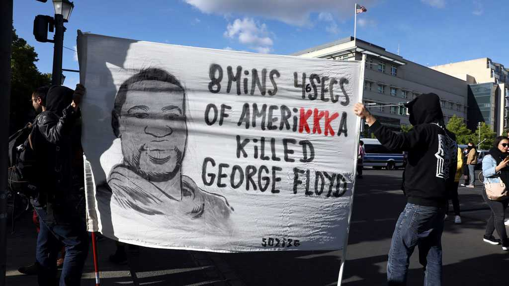 World Nations Protest Against US Police Killing of George Floyd